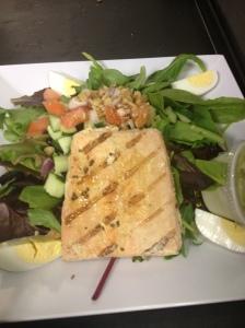 Salmon by Chef Ashley